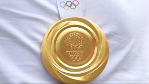gold medal Tokyo Olympics, spirituyal olympics