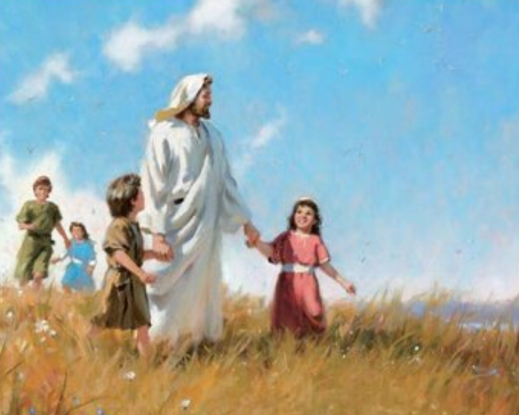 Suffer the little children to come unto me, suffer the children to come to me, prayers for little children, let the little children come,