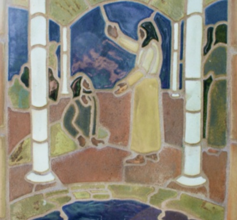 jesus heals the man at the pool of bethesda
