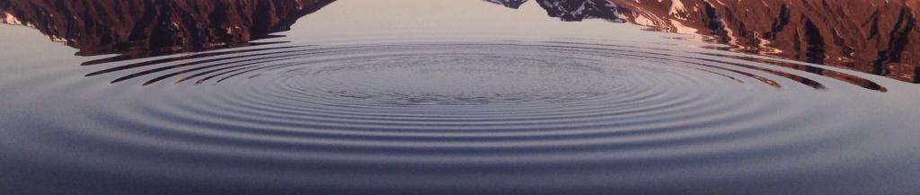 lake, water ripples, true worship