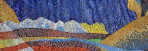 mosaic landscape, thinking with the mindset of Jesus