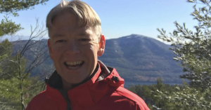 Mark Sowersby Forgiveness brings freedom