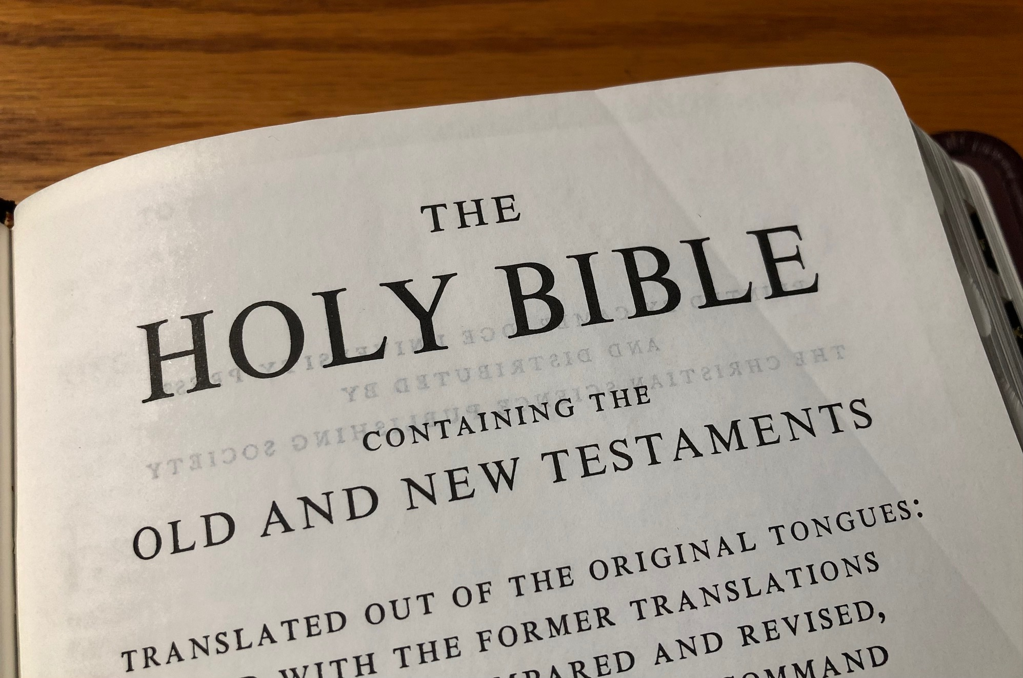 Holy Bible, who is your favorite Bible character