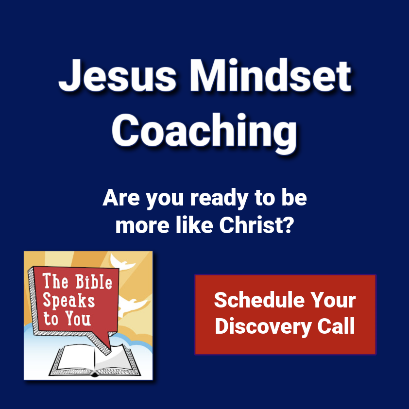 jesus mindset coaching